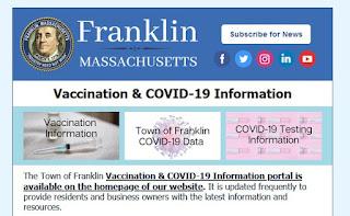 Town of Franklin: February 2021 E-Newsletter