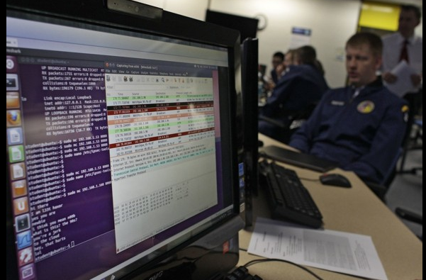 USAF using Ubuntu for Training Officers