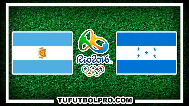 Ver Argentina vs Honduras EN VIVO Por Internet