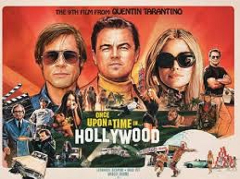 Once Upon A Time In Hollywood Dvd Release