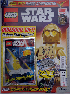 LEGO Star Wars Magazine Issue 09