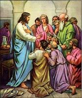 7. Jesus Appears to the Disciples