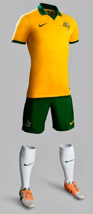 2c9d48d8cb0 Nike launches Socceroos World Cup kit