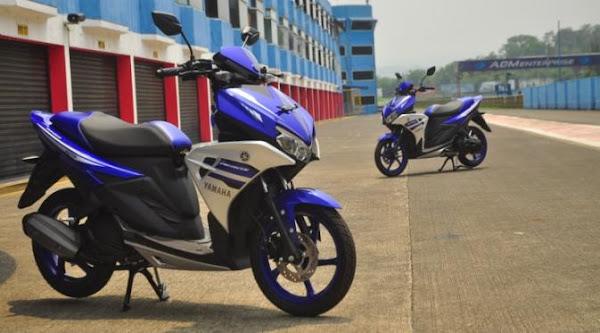 Yamaha Aerox 125 LC Harga dan Spesifikasi