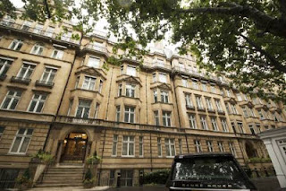 Photos of Diezani's alleged London Properties