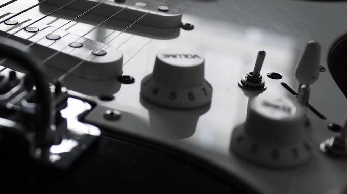 Papel de Parede Celular Guitarra Eletrica