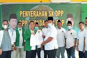 Resmi Jabat Plt DPC PPP Cilegon, H.Sahruji: Kita Akan Konsolidasi internal Partai