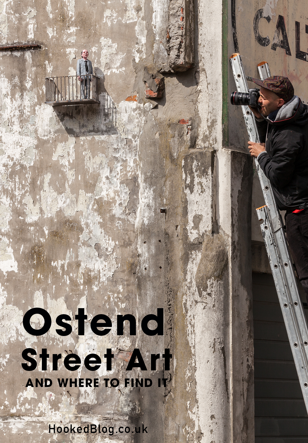 Ostend Street Art And Where To Find It. Travel Guide. #streetart #Murals #Travelguide