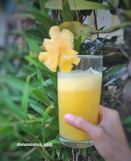 juice nanas