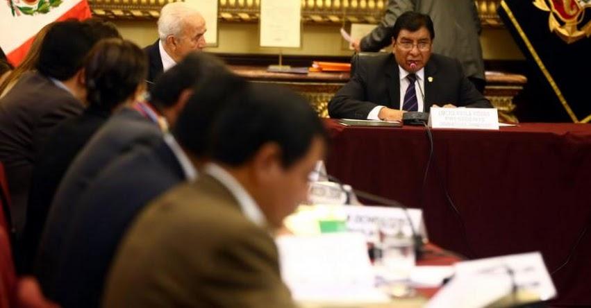 Congreso propone la creación de la primera universidad aimara en la región Puno
