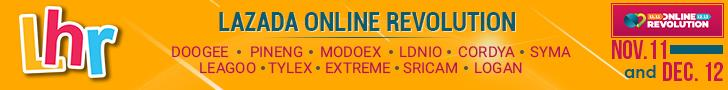 Lucky HR x Lazada Online Revolution