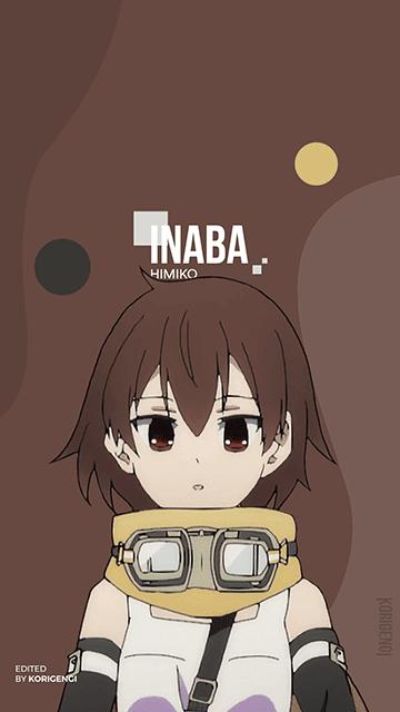 Inaba Himiko - Naka no Hito Genome Wallpaper