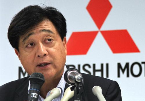 Tinuku Osamu Masuko Mitsubishi already has EV, hybrids and PHEV