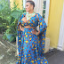 Cossy Orjiakor na fashion yake mpya ya hili gauni.