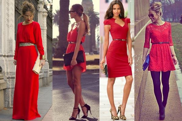 5 colores de zapatos para combinar un vestido rojo Makeup Extremo