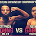 Reymart Gaballo faces undefeated Stephon Young for interim WBA World Bantamweight Title