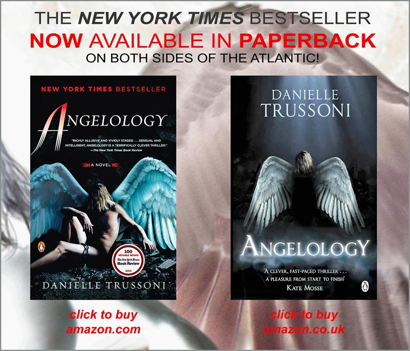Angelology Ahora En Paperback Y Con Otra Portada Diferente