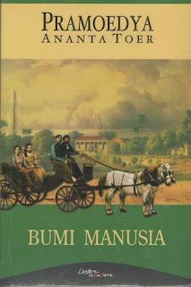 """Bumi Manusia"", karya Pramoedya Ananta Toer"