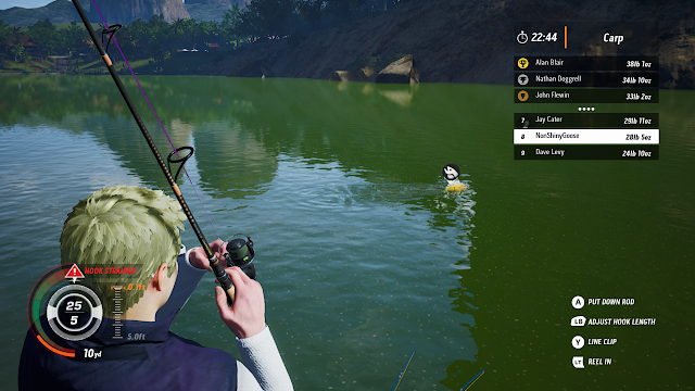 The Catch: Carp & Coarse Fishing Coming to Xbox Game Pass