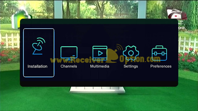 NEOSAT 5000i 1506LV 1G 8M BUILT IN WIFI HD RECEIVER NEW SOFTWARE 10 MARCH 2021