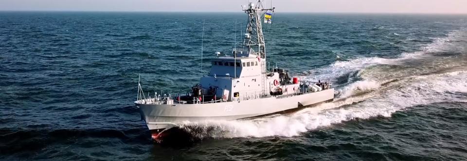 Україна веде перемовини про отримання ще трьох Айлендів, а перші 13 листопада піднімуть прапор ВМСУ