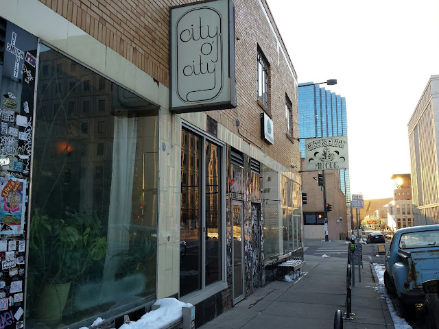 City o City Denver Vegan Restaurant