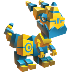 Cubic Dragon