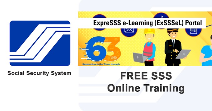 Avail an SSS Online Training in 5 Easy Steps (And Get an E-Certificate)