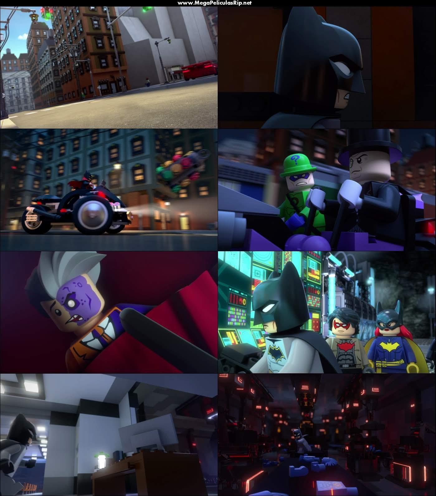 Lego DC Batman Family Matters 1080p Latino