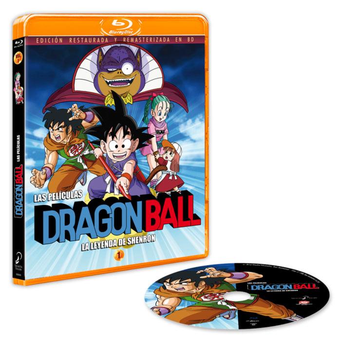 Dragon Ball: La película 1 BD - Selecta Visión