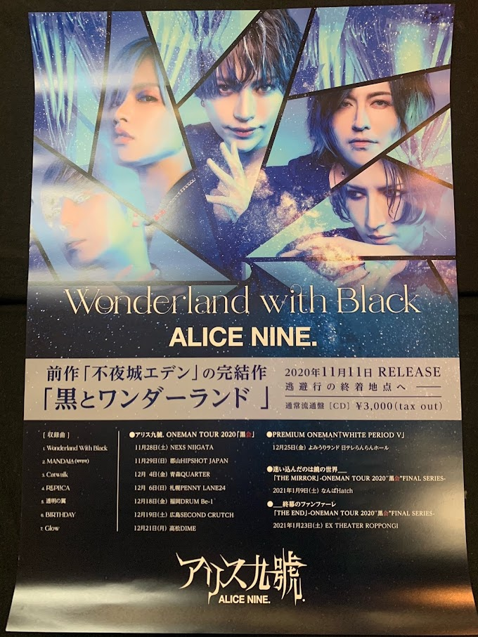 [Flyers - Wonderland with Black]