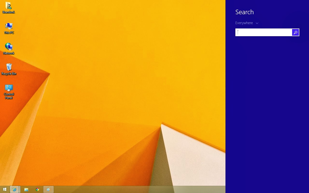 My Tech Sharing  Windows 8 1 Enterprise X64 Rtm