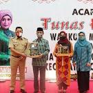 Tunas Pamit Walikota Ahyar Abduh Dirangkai Peluncuran Kampung Sehat Bersinar di Cakranegara