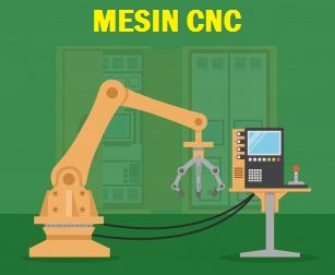 Daftar 6 Mesin CNC Paling Umum