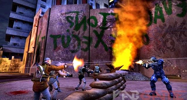 Crackdown 2 стала бесплатной на Xbox