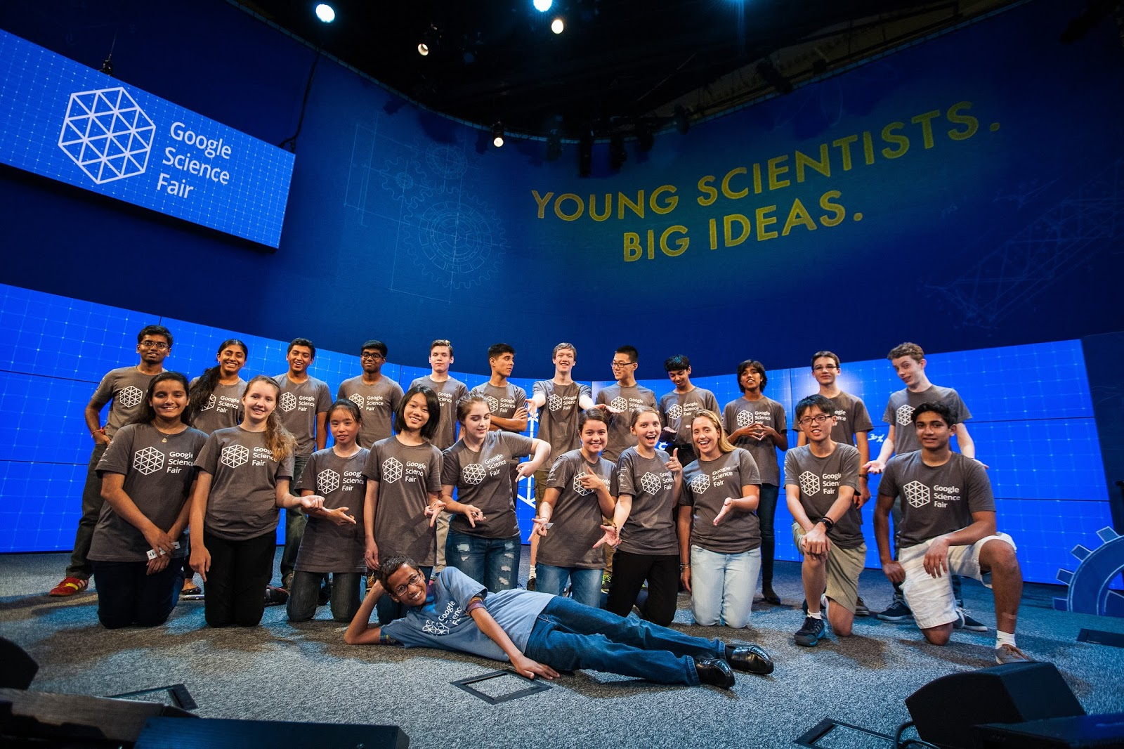 official google blog: supporting our young scientists through the