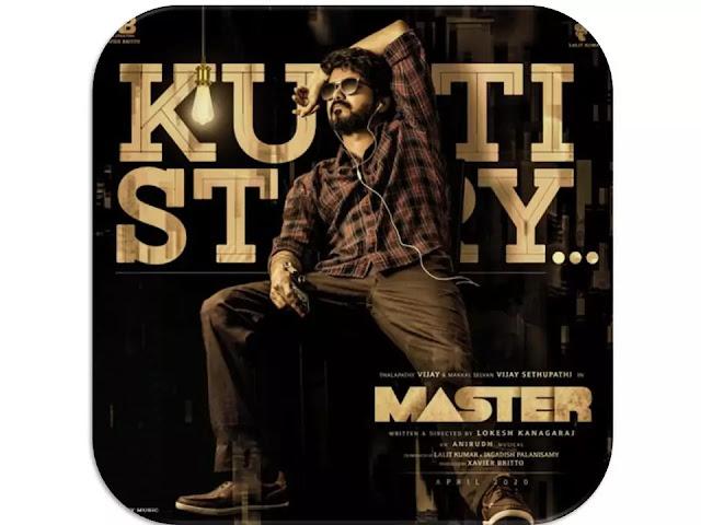 Kutti Story Lyrics | Master | Vijay | Anirudh Ravichander