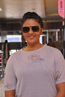 Sri Mukhi in Denim and Jacket at Max Summer Collection Launch  Exclusive 050.JPG