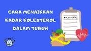 Cara Menaikkan Kadar Kolesterol dalam Tubuh