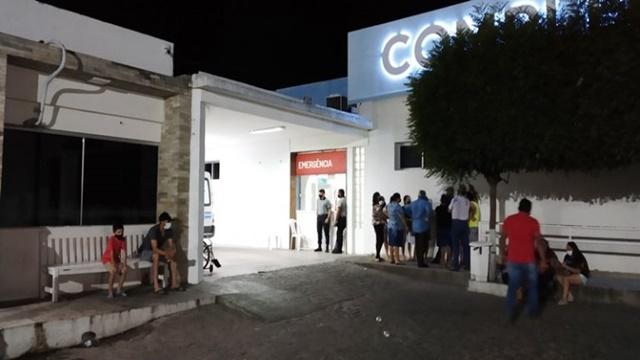 Jovens atropeladas pelo prefeito de Serra Negra do Norte estão em estado grave no Hospital de Patos