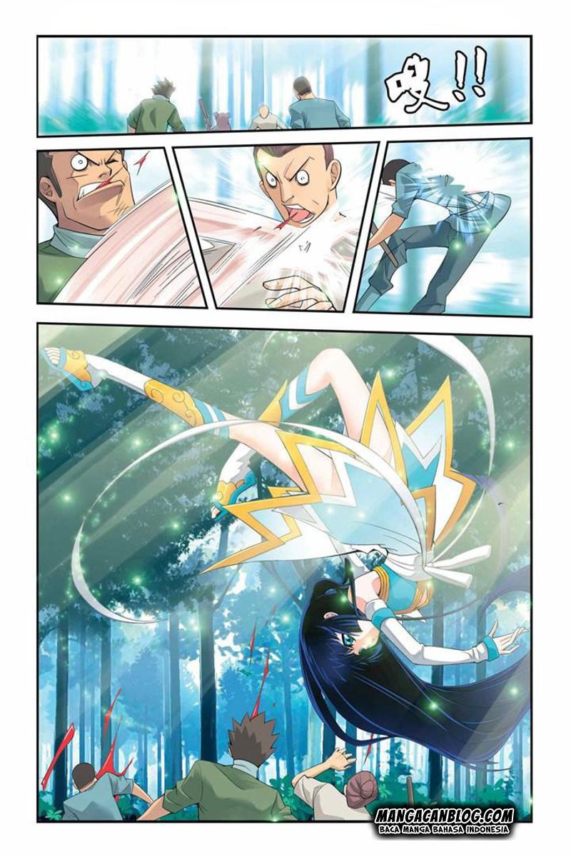 Battle Through Heaven Chapter 01-12