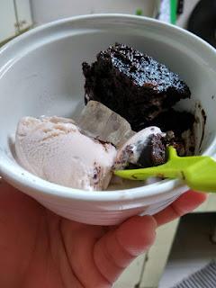 Kue COklat Siram