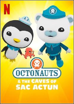 Octonautas e As Cavernas de Sac Actun