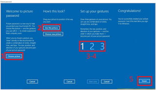 Cara Sign in di Windows 10 Menggunakan PIN dan Password Gambar