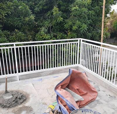 Balkon yulandaart