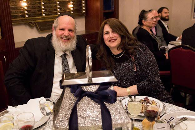 Yeruchem and Nechama Eilfort