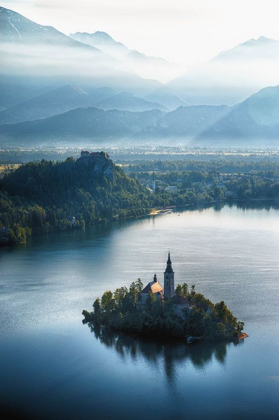 Margin Call - Bled, Slovenia