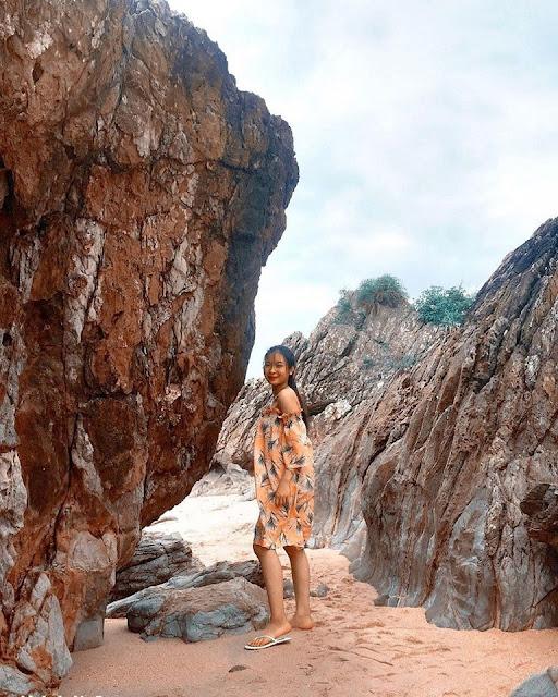 Đảo Cái Chiên Quảng Ninh đẹp bình yên qua ảnh check-in của giới trẻ 4