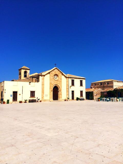 Marzamemi-Sicily