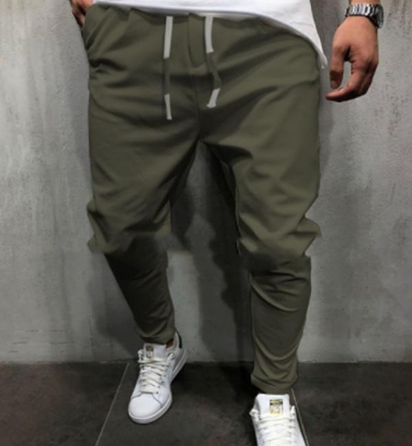Moda Masculina - Verde 'Militar' Para Sair do Óbvio